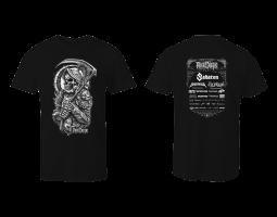Women's T-Shirt ROA - black