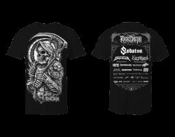 Men´s T-Shirt ROA - black