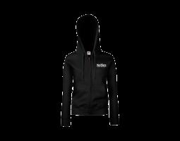 Women's hoodie ROA with zipper