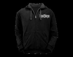 Men's hoodie ROA with zipper