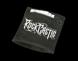 Wristband with the pocket ROA