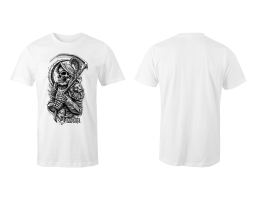 Women's T-Shirt ROA - white (without back print)