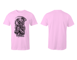 Women's T-Shirt ROA - pink (without back print)