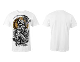 Men's T-Shirt ROA - white (without back print)